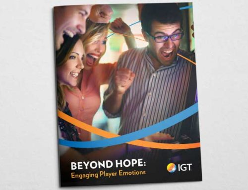 "IGT Releases ""Beyond Hope: Engaging Players' Motivations"" Study"