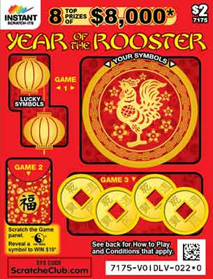 Chinese New Year Lotteries – La Fleur's Lottery World
