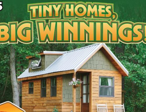 Maine's Tiny Homes Scratcher