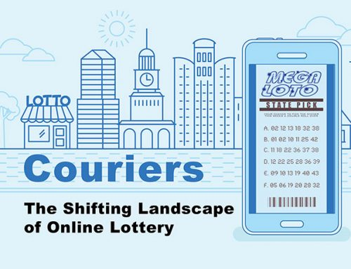 Couriers: The Shifting Landscape of Online Lottery