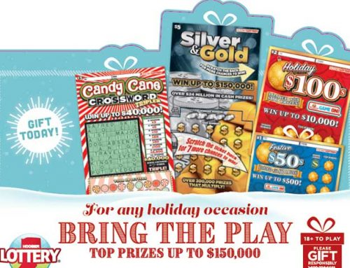 IGT: Hoosier Lottery Focuses on Loaded Prize Levels for Holiday Instants