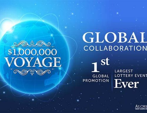 Alchemy3's $1M Voyage Global Collaboration Unites Lotteries