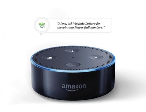 Virginia Lottery Introduces Alexa App