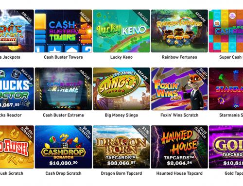 BCLC Builds Digital Instant Portfolio of Games
