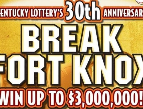 Kentucky's Break Fort Knox