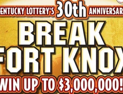 Kentucky's Break Fort Knox