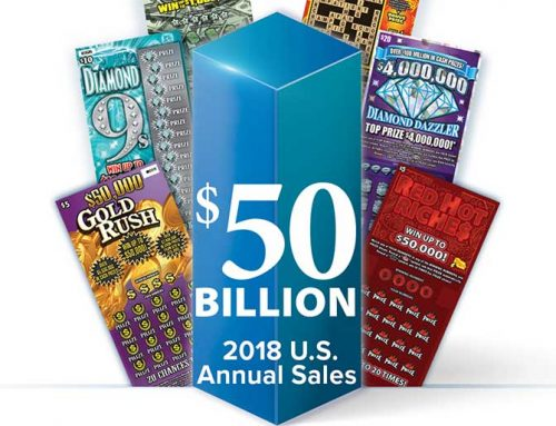 Scientific Games: U.S. Instant Sales Reach $50 Billion