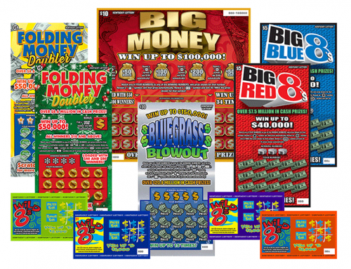 Scientific Games: Growing Instant Games in the Bluegrass State