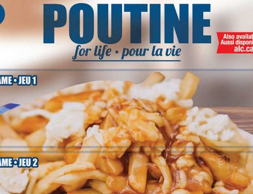 ALC's Poutine Scratchers