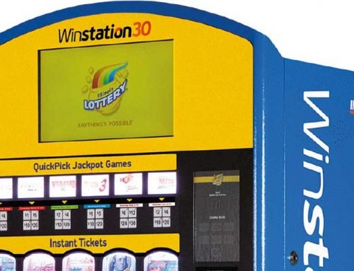 Winstation30: Industry's Largest Capacity of Scratch Tickets