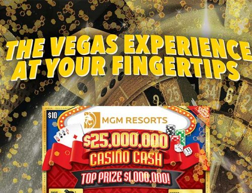 NCEL Launches Alchemy3-Licensed MGM Resorts Scratcher