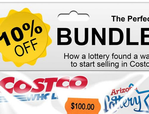 The Perfect Bundle: How a lottery found a way to start selling in Costco