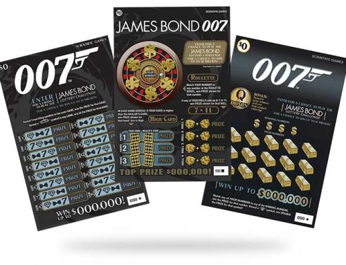 James Bond 007™ and the James Bond Lottery Challenge