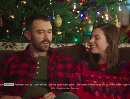 Spoil The Ones You Love-Connecticut Lottery-Holiday Pet Ad