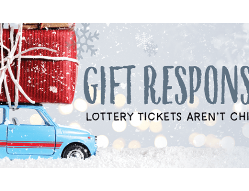 NCPG's Lottery Holiday Campaign