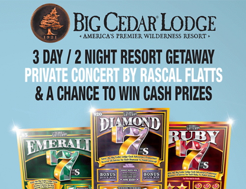 Texas Lottery: Big Cedar Lodge