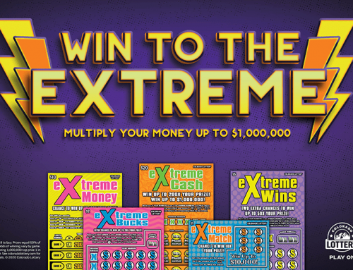Colorado Lottery Launches eXtreme Family of Games