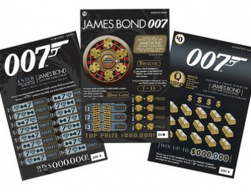 Scientific Games' New JAMES BOND 007 Branded Games Off To A Blockbuster Start With 22 U.S. & International Lotteries Participating