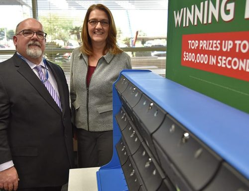 Scientific Games: SCiQ® Prevents Theft, Reduces Out-of-Stocks for Arizona Lottery Retailers