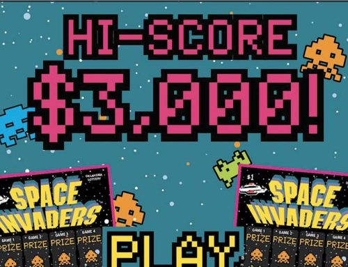 Four U.S. Lotteries Launch Alchemy3's Space Invaders Game