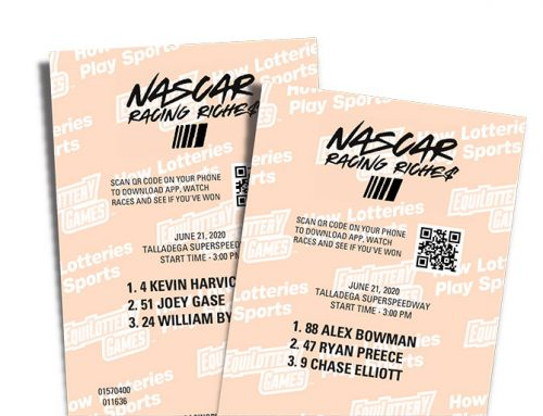 NASCAR Racing Riches Will Provide New Live Racing Lottery Gameplay
