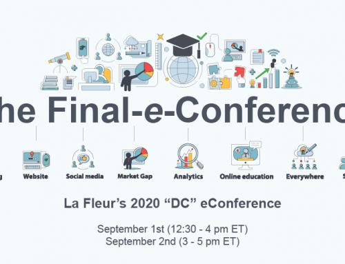La Fleur's 2020 eConference Roundup