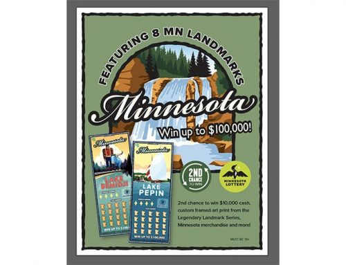 Minnesota Lottery Launches Its Landmarks Scratcher Series