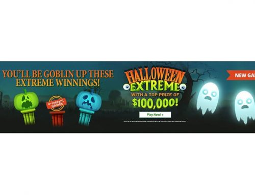 Halloween Lottery Games