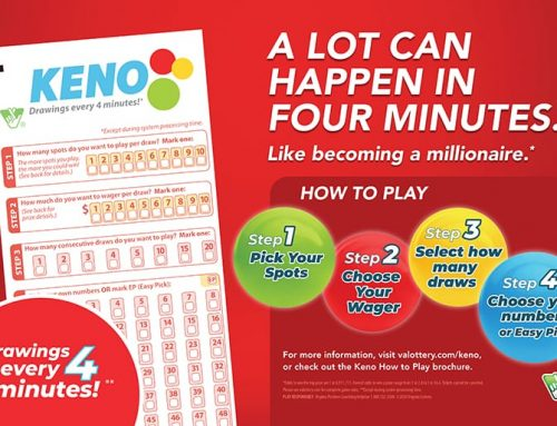 Virginia Lottery's Keno Goes Live