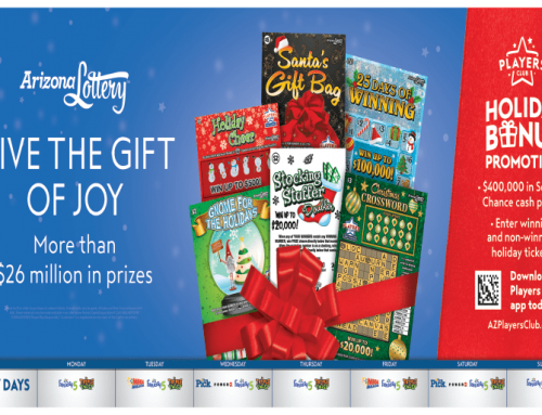 Arizona Lottery's 2020 Holiday Program
