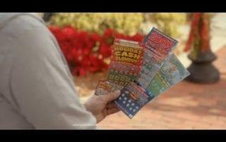 Florida Lottery holiday TV ad