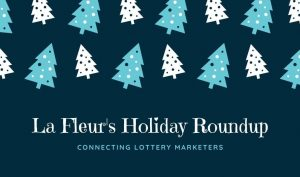 La Fleur's Magazine will feature a holiday scratch roundup.