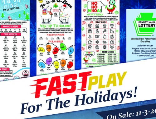 "Pennsylvania Lottery's ""Wish List"" Second Chance Holiday Drawing"