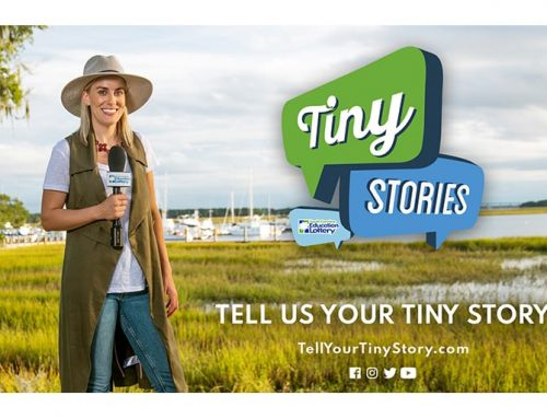 South Carolina Education Lottery: Tiny Stories Ad Campaign