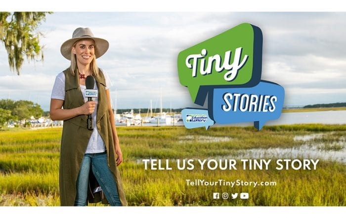 SCEL creates new Tiny Stories ad lottery campaign.