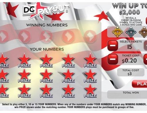 DC Lottery Launches IWG Digital e-Instant Games