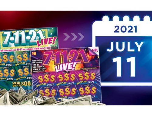 Scientific Games Debuts 7-11-21 LIVE! Instant Game
