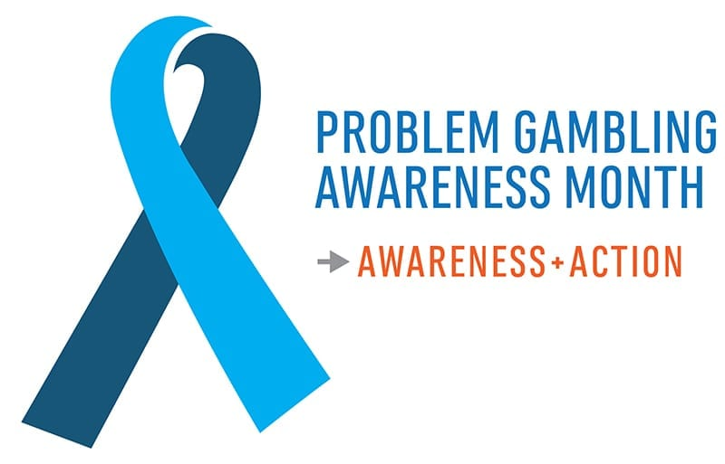 March is Program Gambling Awareness Month